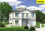 Проект двухэтажного дома   - Муратор М139